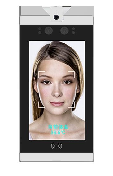 测温人脸识别一体机